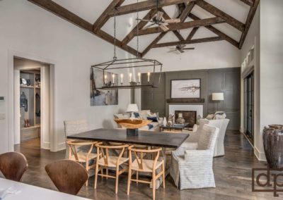 Rustic Contemporary